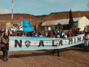 Día Mundial Contra la Megaminería: Las asambleas ambientalistas reclaman que se cuide el agua en la provincia