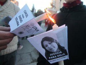 Delia Aguado: Habrá una nueva marcha a 8 meses del femicidio