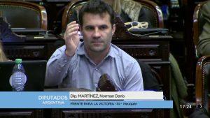 Darío Martínez dijo que no hay precisiones del proyecto que Lacunza enviará al Congreso