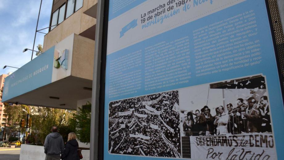 Derechos Humanos: 39 años de la primera marcha