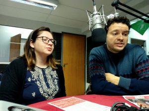 """Elecciones municipales: Lucas Ruíz planteó la necesidad de crear una alternativa para """"los de abajo"""""""