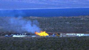 Incendio en Loma La Lata: La comunidad mapuce Wirkaleo pide la intervención de la justicia